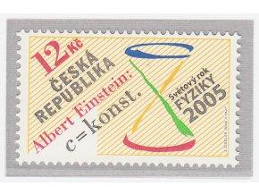 ČR 437 Svetový rok fyziky