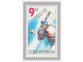 ČR 2005 / 443 / ME v baseballe