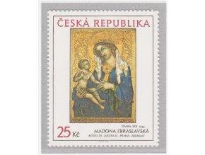ČR 2006 / 462 / Umenie doby Karla IV. - Madona zbraslavská