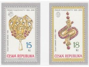 ČR 2006 / 482-483 / Umelecké remeslá