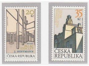 ČR 509-510 Palác Stoclet v Bruseli