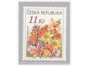 ČR 2007 / 511 / Gratulačná kytica