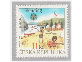 ČR 515 EUROPA - skauting