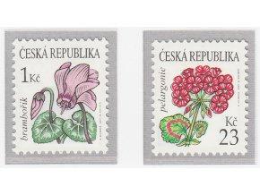 ČR 2007 / 516-517 / Krása kvetov