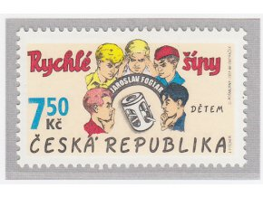 ČR 518 Deťom