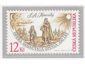 ČR 2007 / 523 / Dielo J. A. Komenského