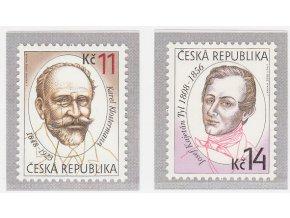 ČR 2008 / 541-542 / Osobnosti