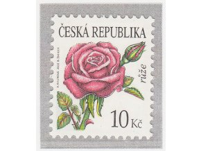 ČR 543 Krása kvetov