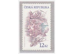 ČR 547 Jiří z Poděbrad, 550 rokov od zvolenia českým kráľom