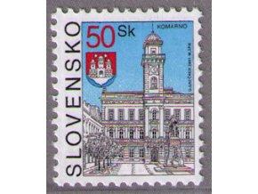 SR 2001 / 233 / Mestá - Komárno