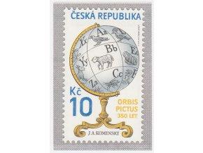 ČR 551 Dielo J. A. Komenského - Orbis pictus