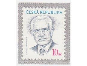 ČR 2008 / 555 / Prezident ČR Václav Klaus