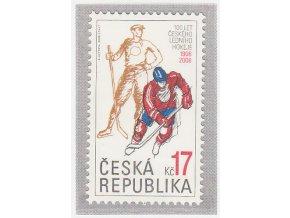 ČR 2008 / 559 / 100 rokov českého ľadového hokeja