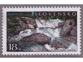 SR 2001 / 234 / EUROPA - voda