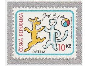 ČR 2008 / 561 / Deťom