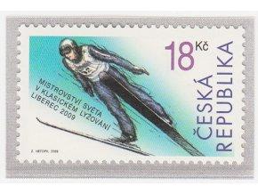 ČR 588 MS v klasickom lyžovaní v Liberci