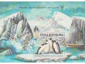 ČR 589 H Ochrana polárnych krajov a ľadovcov