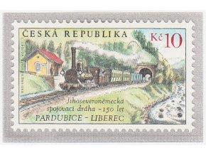 ČR 595 150 r. trate Pardubice-Liberec