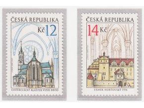 ČR 597-598 Krásy vlasti