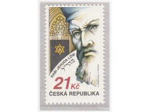 ČR 600 Rabín Jehuda Löw