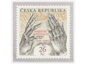 ČR 601 400 r. od vydania Majestátu Rudolfa II.