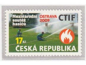 ČR 602 Medzinárodná súťaž hasičov v Ostrave