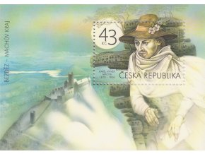 ČR 2010 / 625 H / Karel Hynek Mácha a jeho kraj
