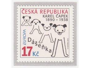 ČR 2010 / 632 / EUROPA - detská kniha
