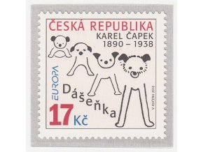 ČR 632 EUROPA - detská kniha