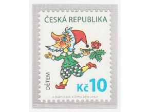 ČR 2010 / 633 / Deťom