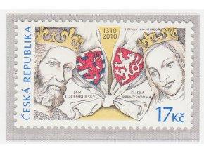 ČR 2010 / 636 / 700 r. od nástupu Luxemburgovcov na český trón