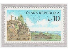 ČR 2010 / 639 / CHKO Žďárske vrchy