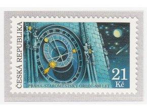 ČR 2010 / 640 / 600. výročie Staromestského orloja