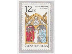 ČR 668 Sv. Anežka Česká