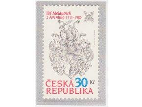ČR 2011 / 669 / J. Melantrich z Aventina