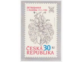 ČR 669 J. Melantrich z Aventina
