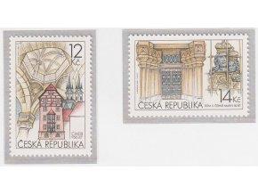 ČR 670-671 Krásy vlasti