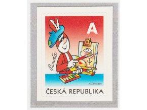 ČR 2011 / 672 / Štvorlístok - Pinďa