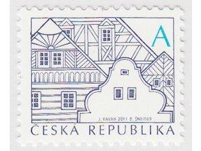 ČR 2011 / 674a / Ľudová architektúra