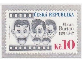 ČR 2011 / 678 / Vlasta Burian