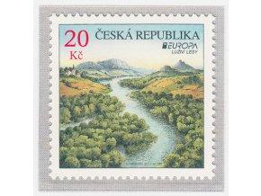 ČR 680 EUROPA - lesy