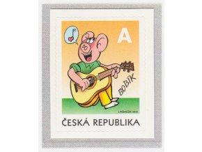 ČR 681 Štvorlístok - Bobík