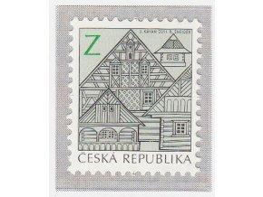 ČR 2011 / 683 / Ľudová architektúra