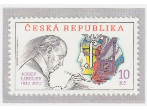 ČR 708 Tradícia českej známkovej tvorby