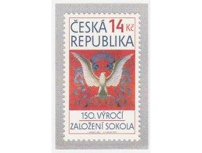 ČR 2012 / 711 / 150. výročie založenia Sokola