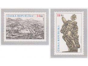 ČR 712-713 Krásy vlasti