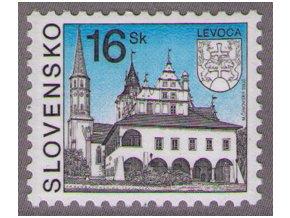 SR 262 Mestá - Levoča