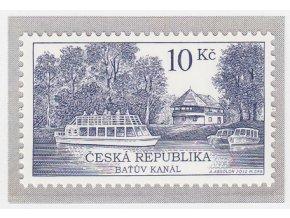 ČR 720 Technické pamiatky