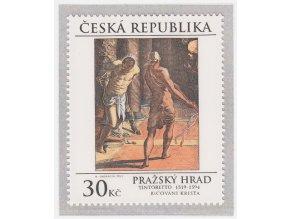 ČR 2012 / 721 / Pražský hrad - Tintoretto
