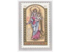 ČR 725 100. výročie korunovácie sochy Panny Marie